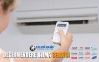 Değirmendere Klima Servisi