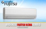 Başiskele Fujitsu Klima Servisi