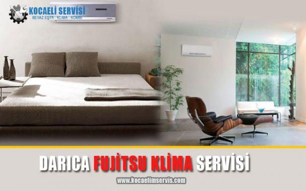 Darıca Fujitsu Klima Servisi