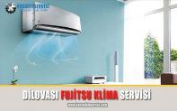 Dilovası Fujitsu Klima Servisi