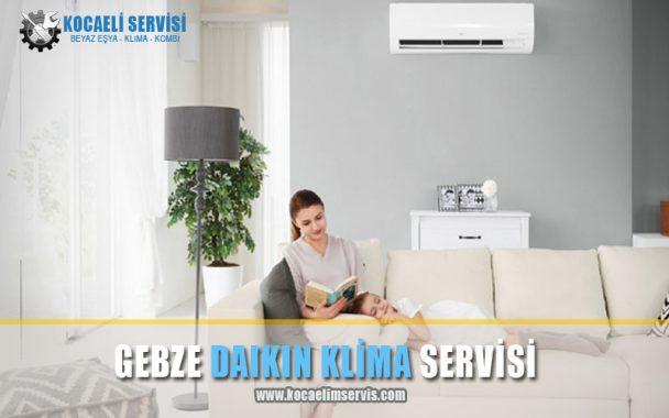 Gebze Daikin Klima Servisi