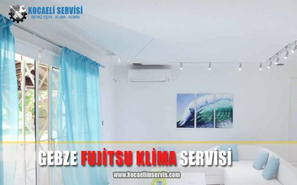 Gebze Fujitsu Klima Servisi