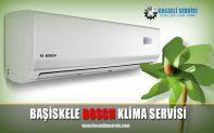Başiskele Bosch Klima Servisi