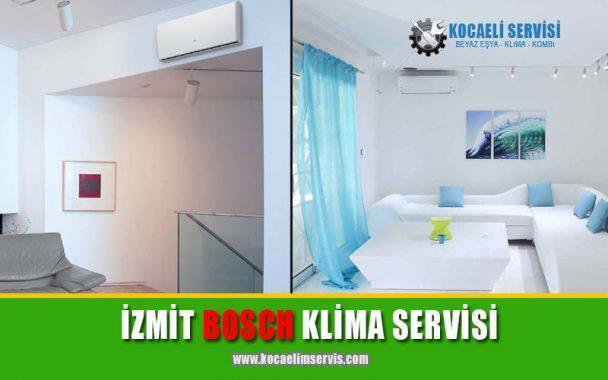 İzmit Bosch Klima Servisi