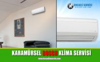 Karamürsel Bosch klima Servisi