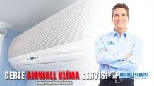 Gebze Airwall Klima Servisi