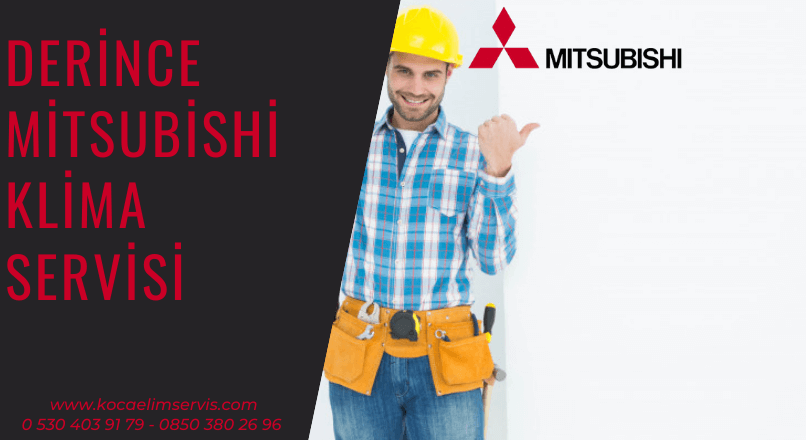 Derince Mitsubishi klima servisi