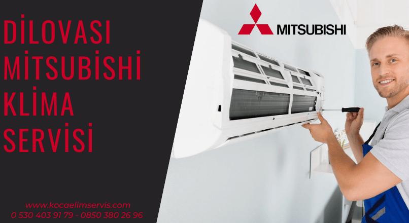 Dilovası Mitsubishi klima servisi