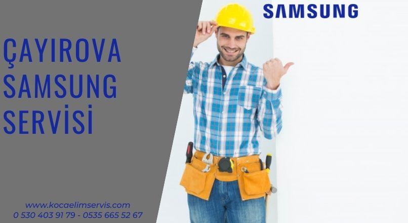 Çayırova Samsung servisi